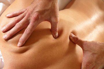 Medische  massage
