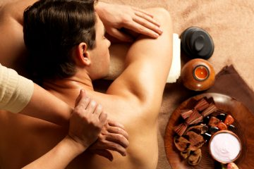 Ontspannings (relax) massage