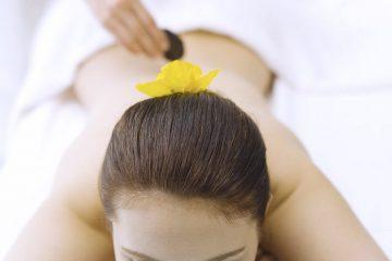 Guasha - massage